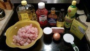Freezer Meals Chicken Edition - Tasty Chicken 'n Peach