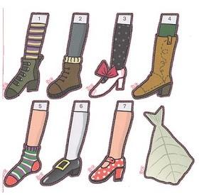 Les set cames!