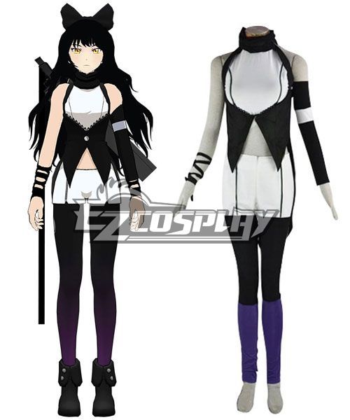 RWBY Team RWBY Blake Belladonna Cosplay Costume #Everyone Can Cosplay! Cosplay costumes #Anime Cosplay Accessories #Cosplay Wigs #Anime Cosplay masks #Anime Cosplay makeup #Sexy costumes #Cosplay Costumes for Sale #Cosplay Costume Stores #Naruto Cosplay Costume #Final Fantasy Cosplay #buy cosplay #video game costumes #naruto costumes #halloween costumes #bleach costumes #anime