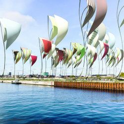 Floating Sails Generate Clean Energy Beautifully in #Copenhagen http://news.discovery.com/tech/alternative-power-sources/floating-sails-generate-clean-energy-beautifully-140822.htm via @ Discovery_News