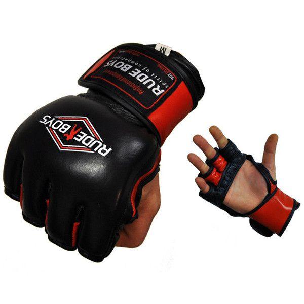 Guantillas MMA Rudy BOYS PRO-FIGHT black