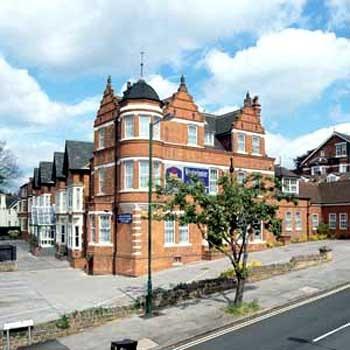 Nottingham Hotels ~ England
