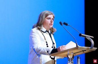 Die Kommentatoren sind sich einig: Sibylle Lewitscharoff habe in Dresden eine menschenverachtende Polemik gehalten. Nein, es war eine poetis...