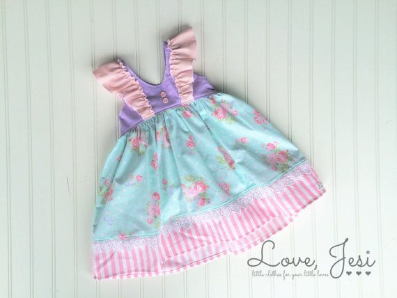 Toddler Girl Dresses Clothes for BabyGirls Spring by LoveJesi