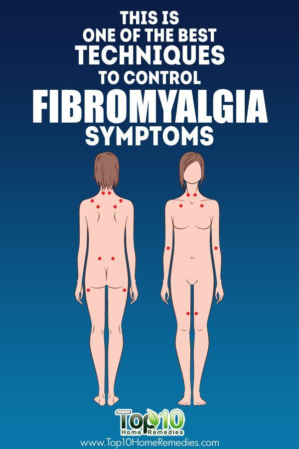 This is One of the Best Home Remedy to Control #Fibromyalgia Symptoms