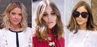 Tagli capelli di media lunghezza: gli hairstyle più glam!