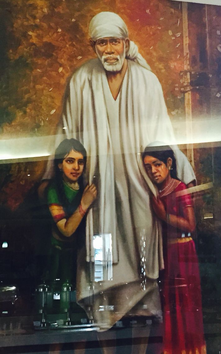 Sai baba's love for children