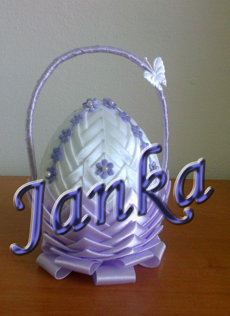 Easter egg Veľkonočné vajíčko