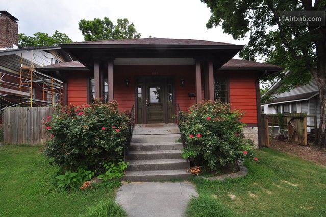 East Nashville Bungalow Houses Bungalows Amp Their
