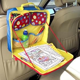 Très bonne idée pour les voyage en voiture
