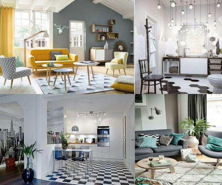 Más de 1000 ideas sobre cortinas geométricas en pinterest ...