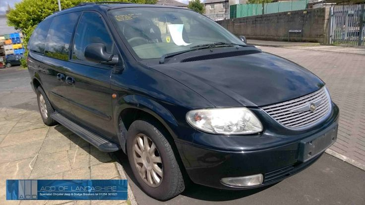 Chrysler Voyager 3.3L Petrol Automatic 2003 #1434 01