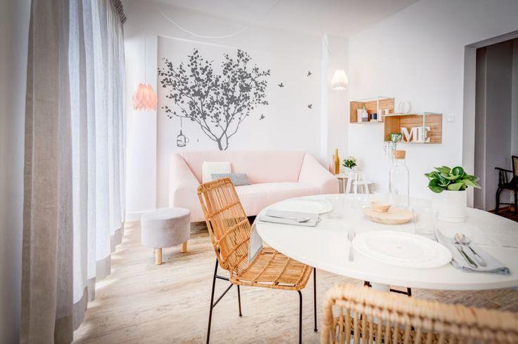 Descubra fotos de Salas de estar escandinavas: QUERIDO MUDEI A CASA EPISÓDIO#2509. Encontre em fotos as melhores ideias e inspirações para criar a sua casa perfeita.