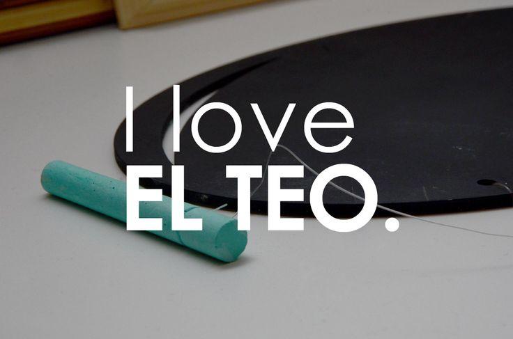 Pizarras imantadas para tu heladera, el toque de diseño que le faltaba a tu cocina! #elteo