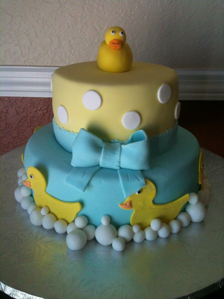 Baby Shower Duck Cake My Baby Shower Themes Amp Ideas