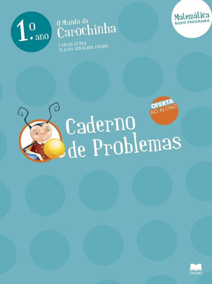 Caderno de problemas carochinha