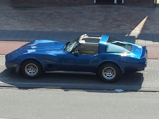 Ko's Corvette 1980