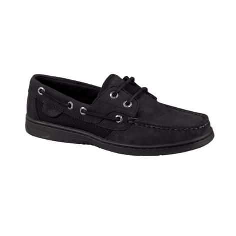 Shop for Womens Sperry Top-Sider Bluefish Boat Shoe in Black at Journeys Shoes. Shop today for the hottest brands in mens shoes and womens shoes at Journeys.com.Boat shoe by Sperry featuring a nubuck upper with canvas accent, top stitching on toe, and leather laces.