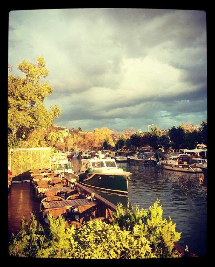Göksuderesi Anadoluhisari Bosphorus. Istanbul Turkey... ⚓ByDiver969⚓