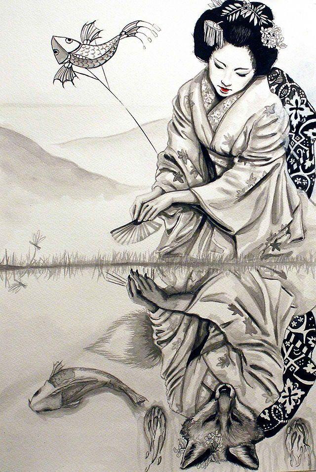 Geisha                                                       …