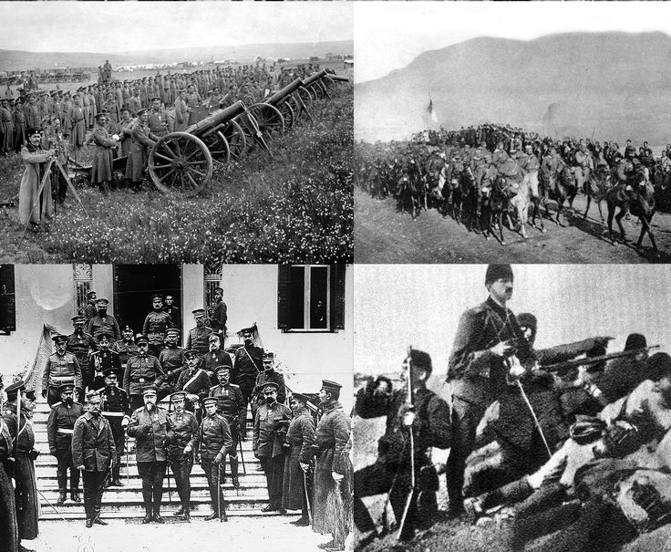 a history of the crimean war in the balkan region History presentation crimean war: the crimean war western area of turkey and the baltic sea region defeated in order to win the war 1st balkan war.