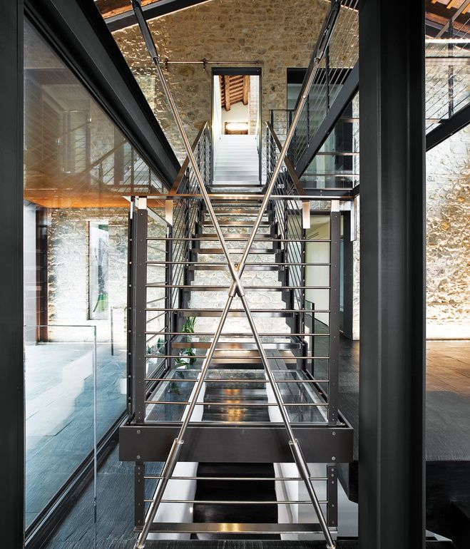 Industrial Style Design in This Amazing Loft Recreation   Architects, Steel and Architecture