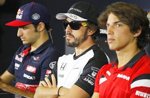 Čtvrteční fotogalerie z GP Španělska 2015