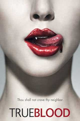 True Blood - so very different to the books yet still so goooooood!