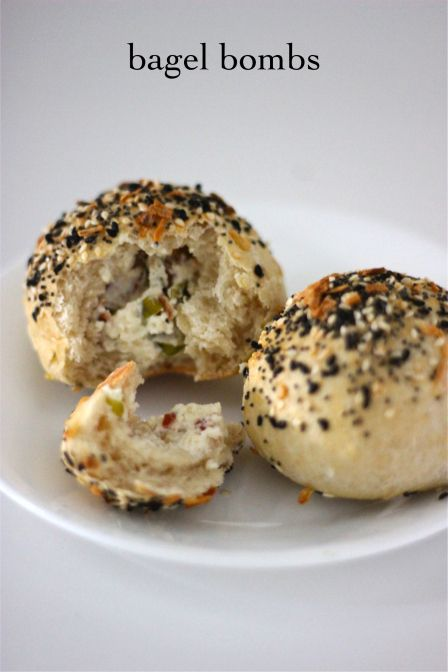 Everything Bagel Bombs Recipes — Dishmaps