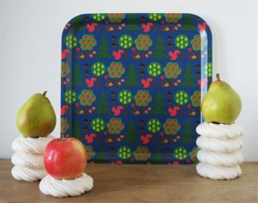 Pear Tree Pattern