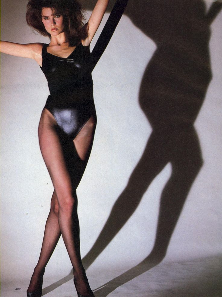 The Body Equation Photo Horst P. Horst Models Talisa Soto & Carol Alt US Vogue November 1983