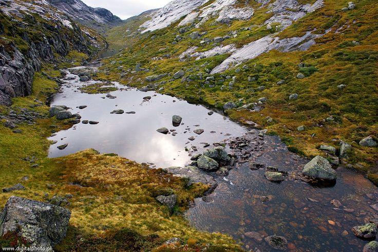 #Travels #Norway #landscape #mountain http://www.digitalphoto.pl/en/travel-photos/norway/
