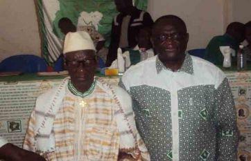 Le Secrétaire exécutif du Parti démocratique de Côte-d'Ivoire (Pdci), Maurice Kakou Guikahué, a présidé le samedi 20 février 2016, l'investiture du gr...