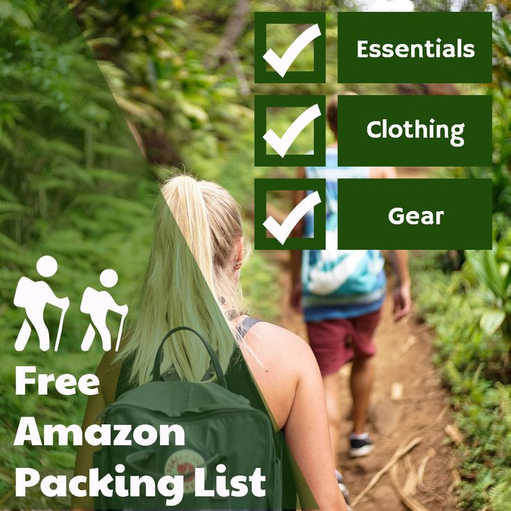 Are you getting ready for a trip to the Amazon rainforest? You're in the right place! In this post, we share a free downloadable packing list for Amazon rainforest trip.  Free Packing List for Amazon Rainforest Trip (Downloadable) | Latin Roots Travel (Ecuador)
