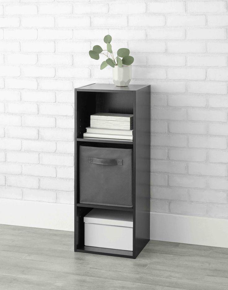 Walmart Furniture Online: MAINSTAYS 3 Shelf Organizer Expresso