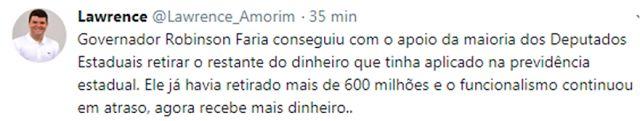 RN POLITICA EM DIA: PRÉ-CANDIDATO A DEPUTADO FEDERAL DETONA NAS REDES ...