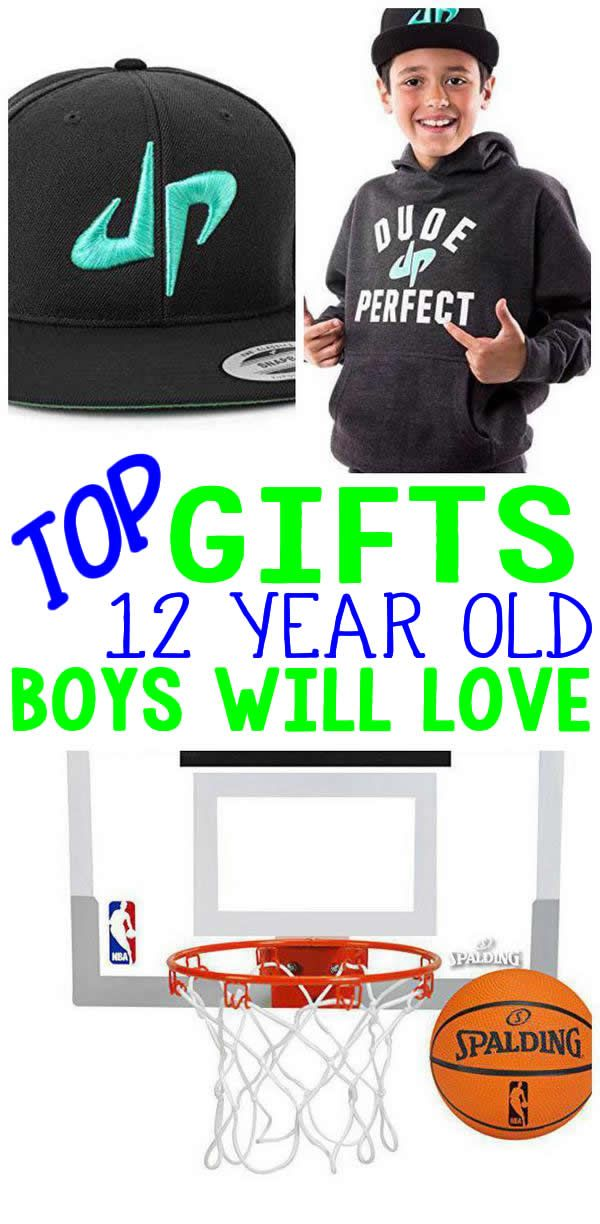 12 Old Boys Gift Ideas 12 Year Old Christmas Gifts Tween Boy Gifts 12 Year Old Boy