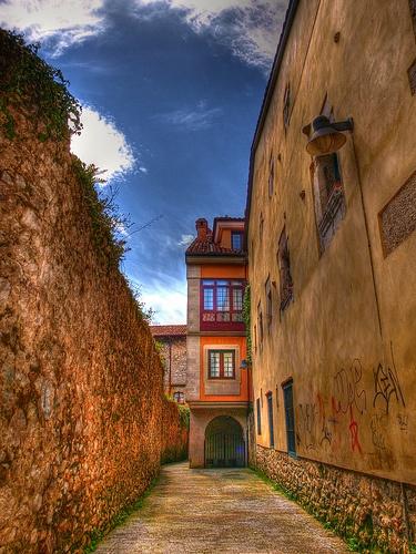 Llanes, Asturias Spain