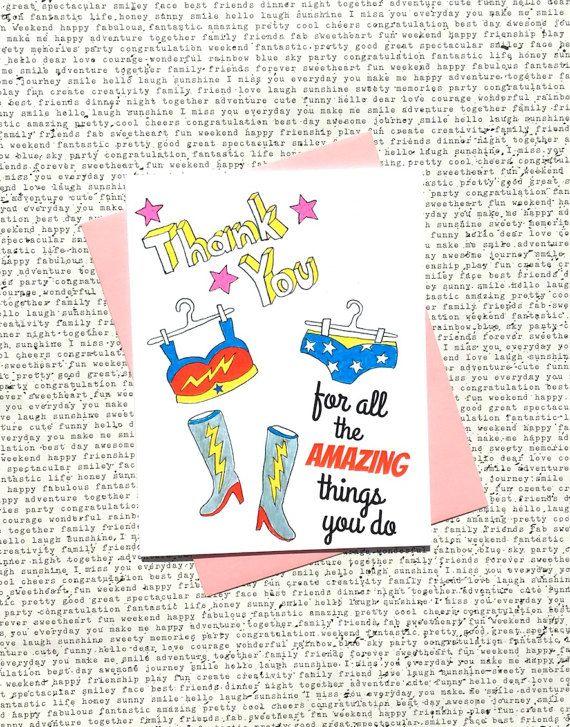 Tarjeta divertida gracias, gracias tarjeta divertida, gracias amigo, divertido gracias tarjeta le, gracias tarjeta de ella, gracias hermana, gracias mamá