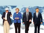 Le Figaro Premium - 2017 : risque politique maximal pour l'économie mondiale