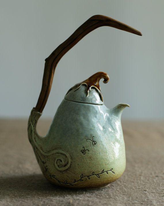 Moth Teapot