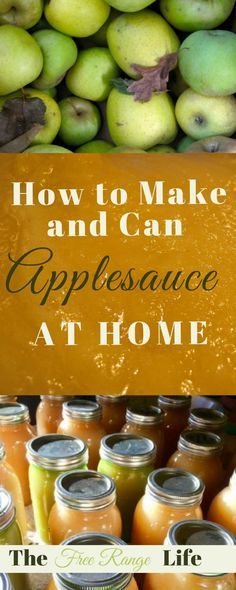 Combine multiple apple varieties into amazing homemade applesauce- no sugar needed! It is simple to make and delicious!