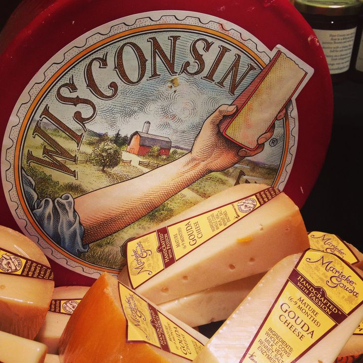 Delicious Wisconsin Cheese