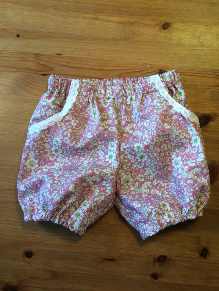 Puffshorts stl 74/80