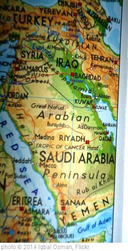 A Beginning List Of The Best Geography Sites For Learning About Asia & The Middle East