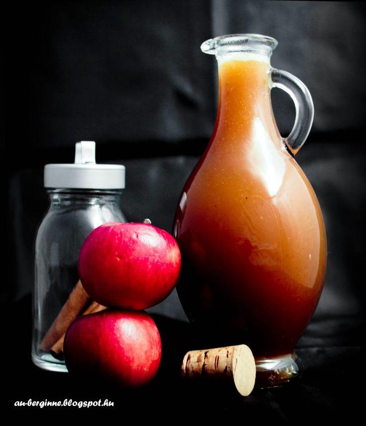 Apple Syrup / Alma szirup