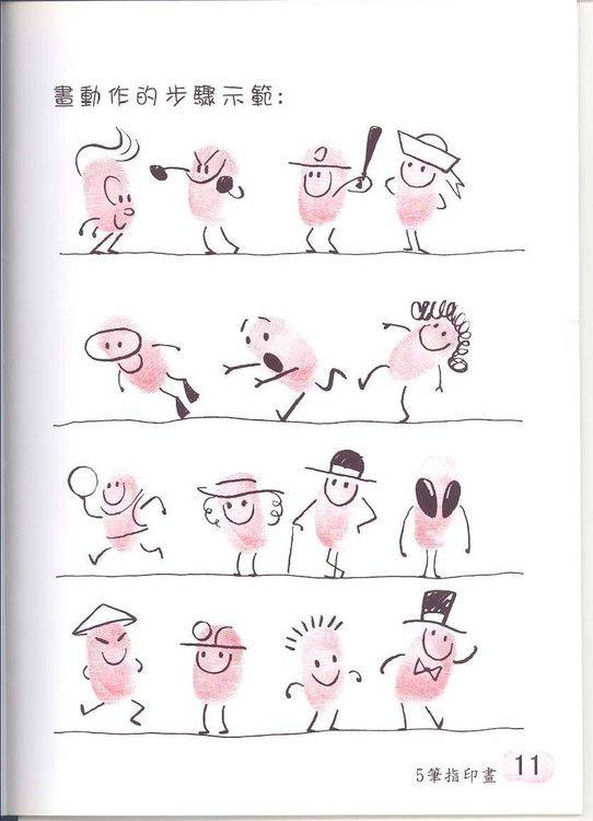五指画-非尘的相册