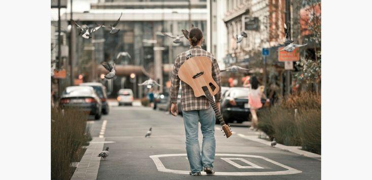 Goldbeard Guitars / Wellington #thekiwicollective #newzealand #newzealandsfinest