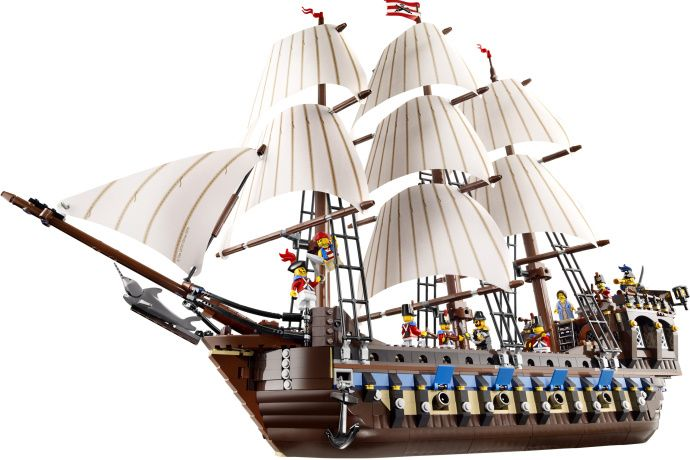 10210: Imperial Flagship, 2010