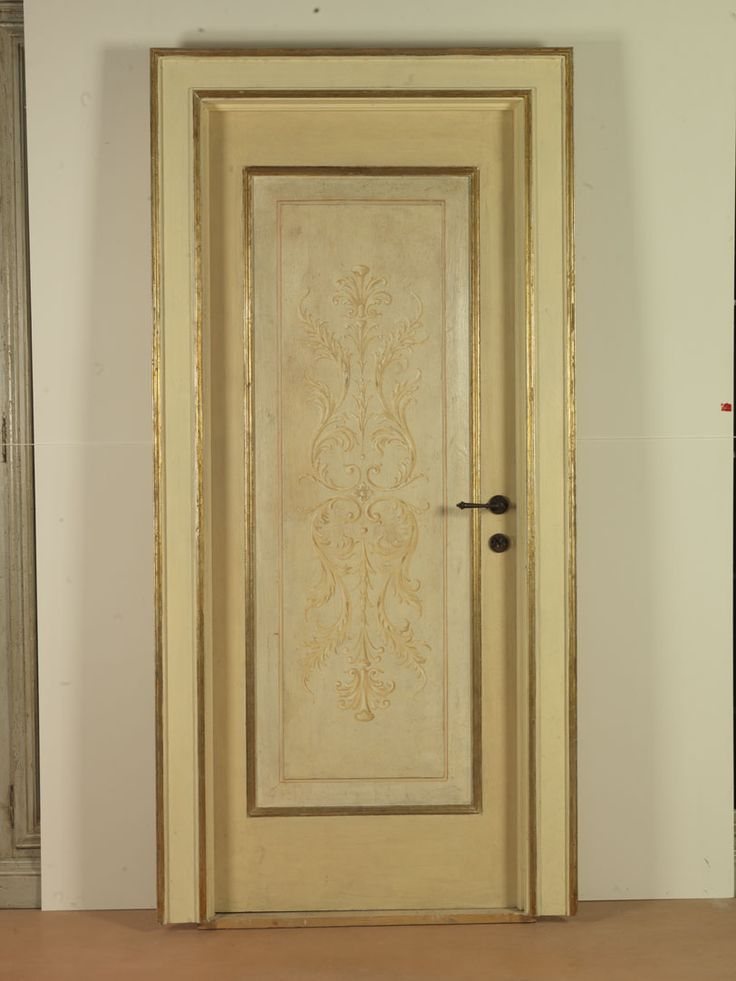 17 best images about porte riprodotte dipinte on pinterest - Porte antiche dipinte ...